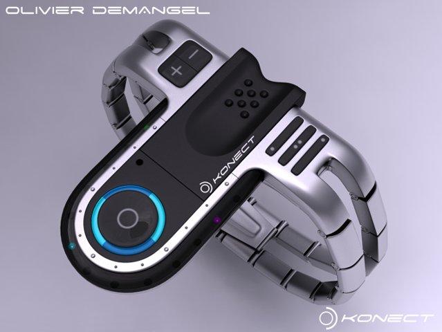 Konect USB concept watch