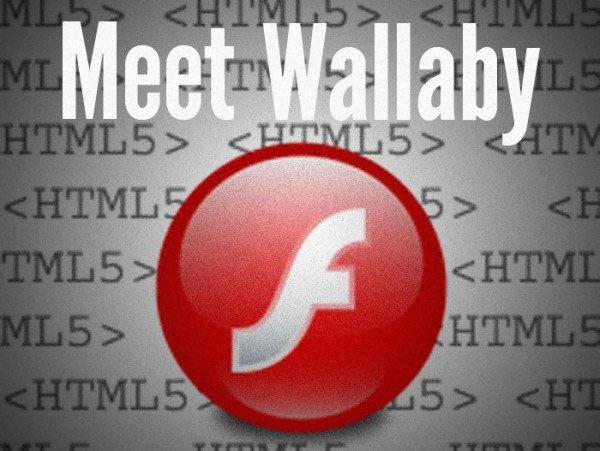 Adobe Wallaby