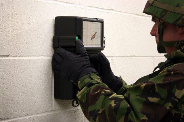 Sprint in-wall radar