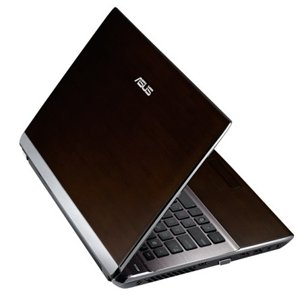 ASUS U43SD bamboo laptop