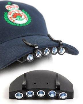 LED Hat Clip On Lamp