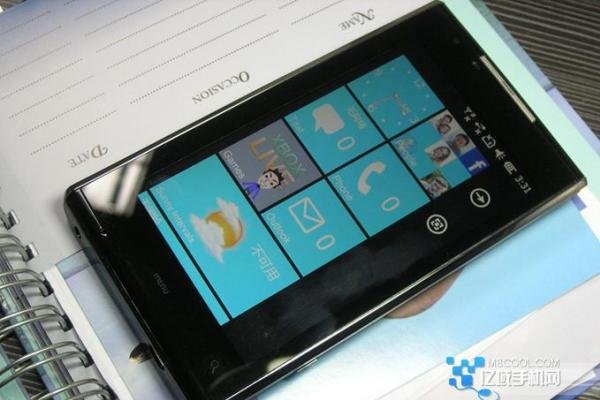 Fake HTC HD7