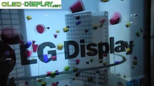 LG Window Display