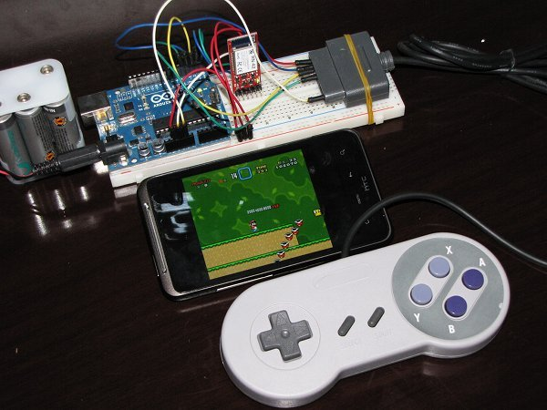 SNES Android