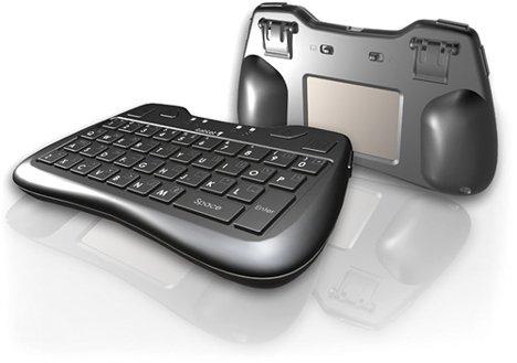 itablet thumb keyboard