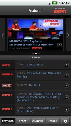ESPN Android