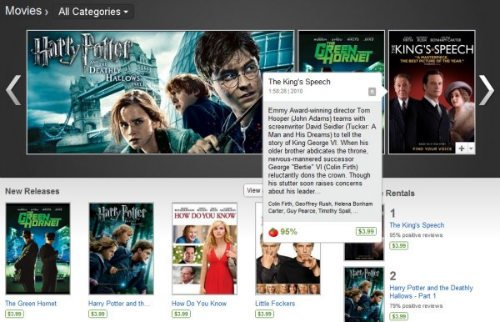 Android movies