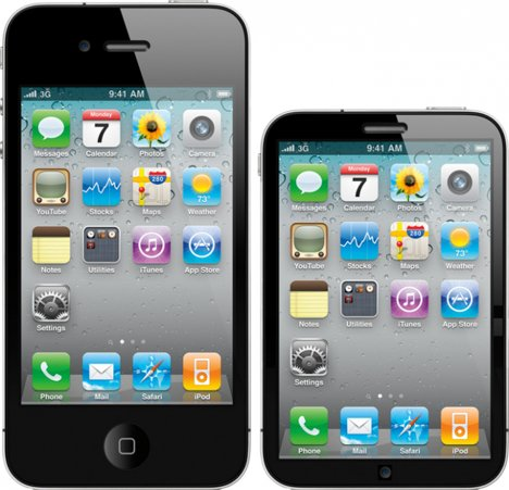 Smaller iPhone