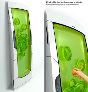 Bio Robot fridge