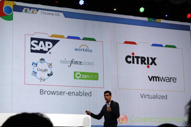 Google IO keynote - partnership