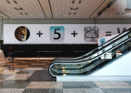 WWDC signage