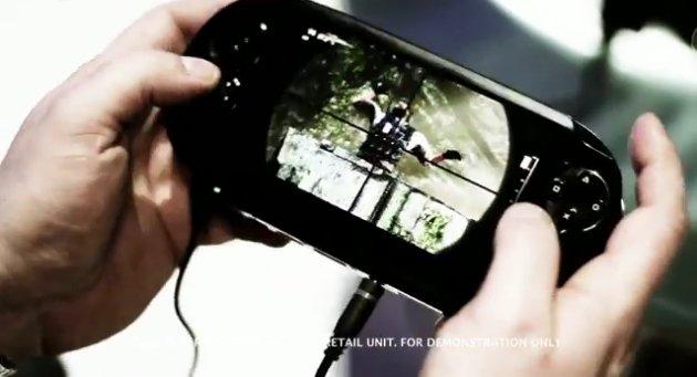 NGP gameplay