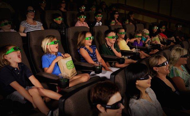 Dolby 3D Kids Glasses