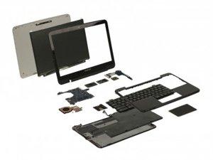Samsung Chromebook components