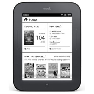 NOOK The Simple Touch Reader