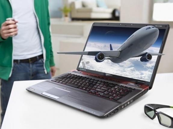 Toshiba Qosmio X770 3D