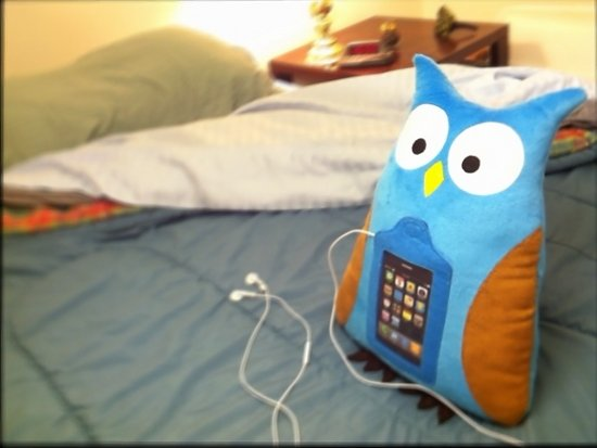 Swoop the Owl