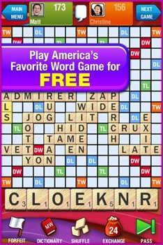 Scrabble for Android
