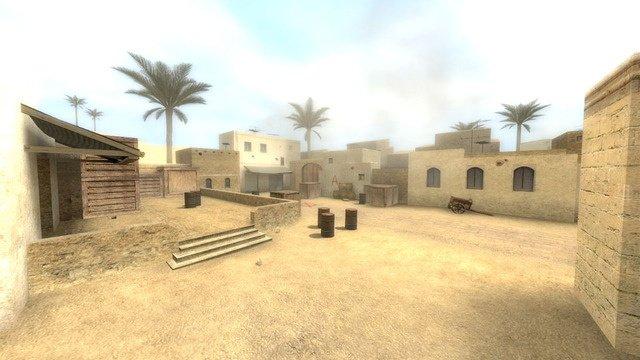 Counter-Strike de_dust