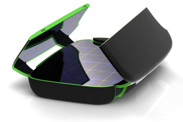 Scaraby energy backpack