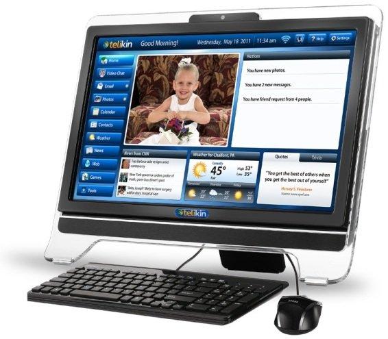 Telikin Touchscreen PC