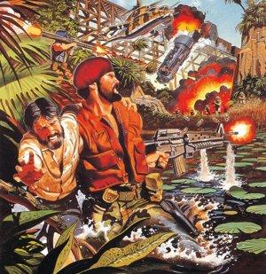 SNK Guerrilla War
