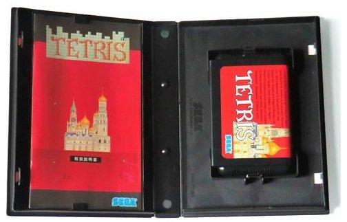Sega Mega Drive Tetris