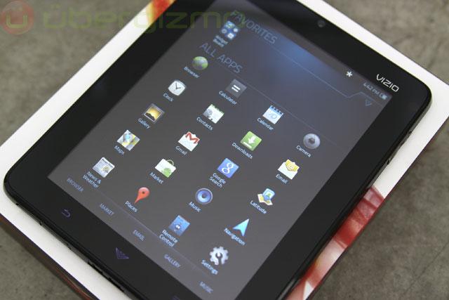 vizio tablet review