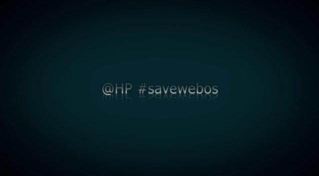 Save webOS