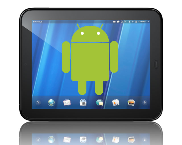 touchdroid android for touchpad