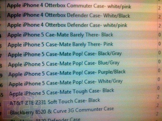iPhone 5 Case Mate