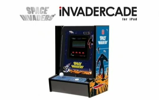 Taito InvaderCade