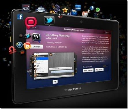 PlayBook BBM