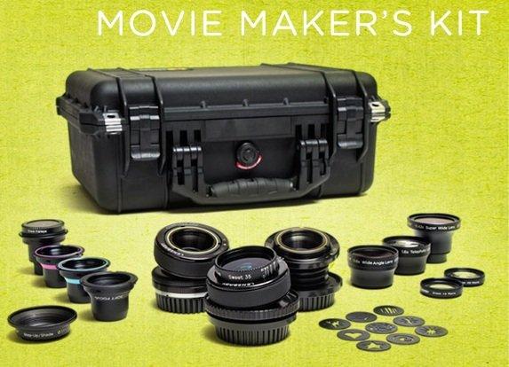 Lensbaby Movie Maker's Kit