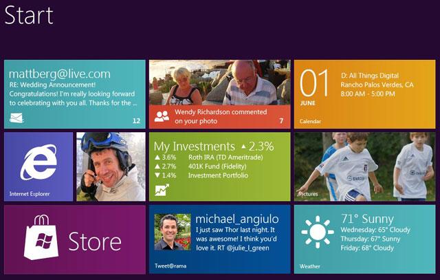 nvidia windows 8 developer program