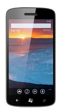 WP7 Bing