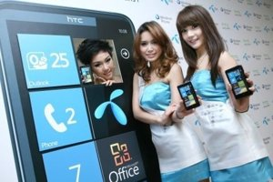 Windows Phone in Thailand