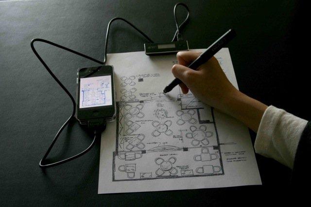 APEN A4 Digital Pen