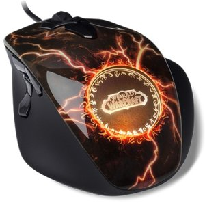 SteelSeries WoW MMO Gaming Mouse: Legendary Edition