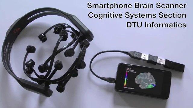 Mobile brain scanner