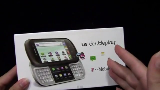LG DoublePlay