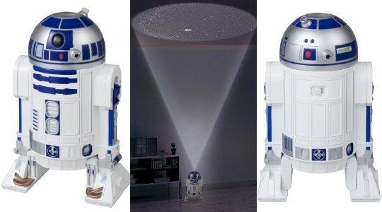 R2-D2 Home Star Home Planetarium