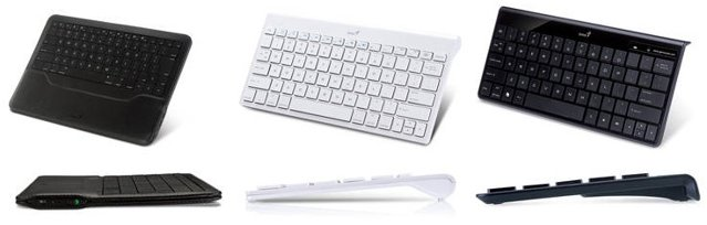 Genius Wireless keyboards