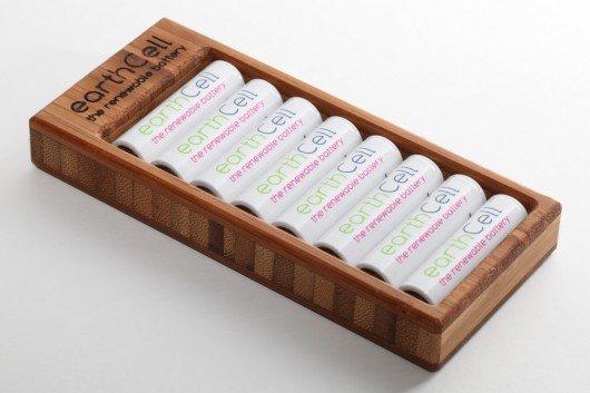 earthCell batteries