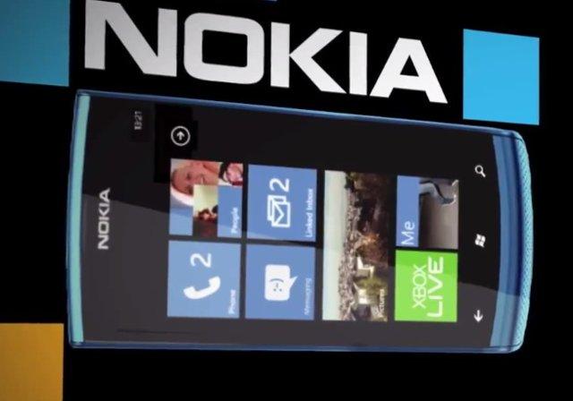 Unknown Nokia Windows Phone
