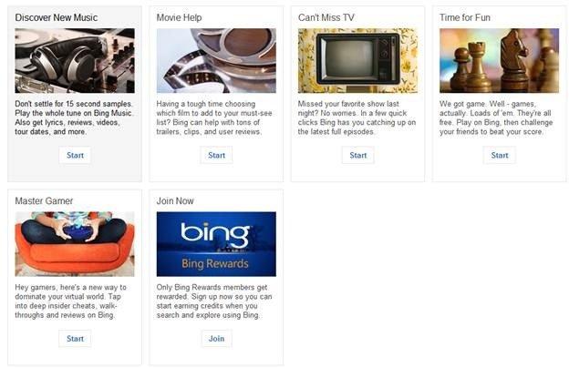 Bing Central