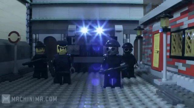 MW3 LEGO