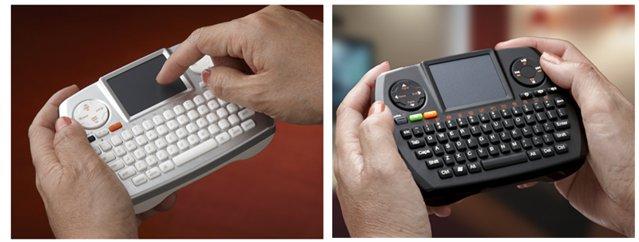 SMK-Link Electronics Ultra-Mini Wireless Touchpad Keyboard