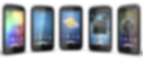 Unknown HTC phones