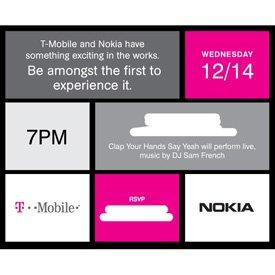 Nokia T-Mobile event